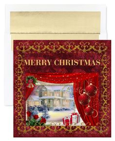 """""""My Christmas Card!"""" by kksnanny ❤ liked on Polyvore featuring art"""