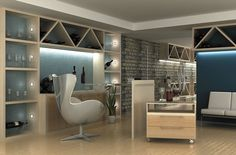 Corporate Environments - CASAESTILO - Planned Environments - Porto Alegre - RS