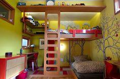 great kids room! (shot by #boundby amelia strauss & @grahamyelton)
