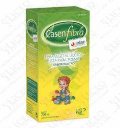 CASENFIBRA JUNIOR FIBRA VEGETAL LIQUIDA 200 ML