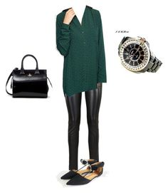 """""""29.09.2017"""" by barbi72 on Polyvore featuring мода, Yves Saint Laurent и Vivienne Westwood"""