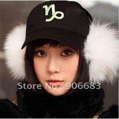 fashion plush ear muffs paragraph imitation fox fur ear pads ear cap long-haired earmuffs black brown white pink gray HLEZ1(China (Mainland))
