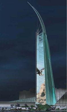 DOHA   Oryx Tower 600m  - SkyscraperCity