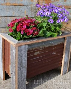 Farmhouse Friday #8 - Garden Projects - Knick of Time