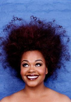 Jill Scott - Love this woman's music.  She's gotten me through life from rush hour traffic to healing over life issues.