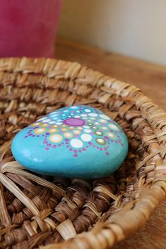 Painted rocks, Mandala rocks, Mandala stone, Rock art, Meditation rocks, Yoga gift, Mandala Art, unique gift for her, boho chic, Bohemian    Hi everyone, Thank you for visiting my shop :)  This hand-painted Mandala Stone was picked from the beautiful sea of galilee in israel. I enjoyed every second making it. I choose the stones very carefuly one by one, according to their shapes and texture. Each and every rock I paint has its own unique vibe and energy, Theyre like small universe that you…