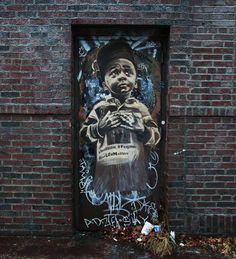 BSA Images Of The Week: 12.14.14 : Brooklyn Street Art