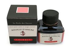 JetPens.com - J. Herbin Fountain Pen Ink - 30 ml Bottle - Rouille D' Ancre (Rusty Anchor Red)