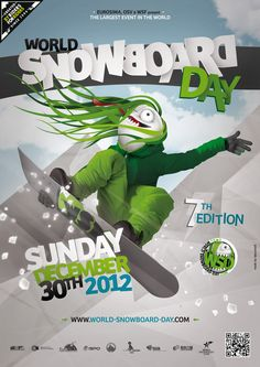 World Snowboard Day, November 30th 2012
