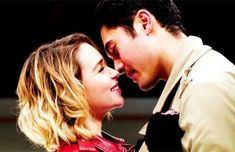Last Christmas Movie Source — yocalio: Emilia Clarke and Henry Golding in Last. Emilia Clarke, Last Christmas Movie, Christmas Movie Quotes, Michelle Yeoh, Emma Thompson, All Meme, Winner, Laughing And Crying, Movie Couples