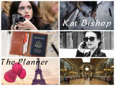 Heist society by ally carter-the crew. Kat Bishop: the planner