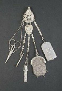 Chatelaines   Chatelaines for knitters - Hartford knitting   Examiner.com