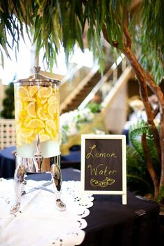 Signature Drinks Galore! | OneWed