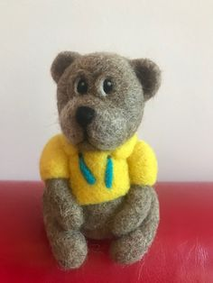 Felt Gifts, Quirky Gifts, Soft Sculpture, New Shop, Needle Felting, Gifts For Friends, Unique Jewelry, Birthday Gifts, Handmade Gifts