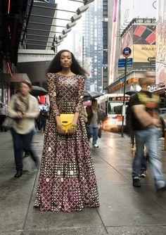 ugomozie:  Yasmine Tiana Style Direction By Ugo Mozie