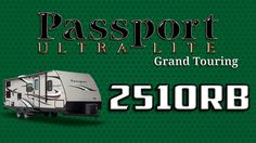 2017 Keystone Passport Grand Touring 2510RB Travel Trailer Lakeshore RV Find out more at https://lakeshore-rv.com/keystone-rv/passport-grand-touring/2017-passport-grand-touring-2510rb-floor-plan/?pr=true call 231.788.2040 or stop in and see one today!  Passport Grand Touring 2510RB Live the easy life in the Passport Grand Touring 2510RB  When you return from your fishing trip you can grill up that steelhead on the included RVQ grill.  Enjoy the shade provided by the protective awning and…