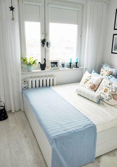 Przepis na małą sypialnię