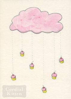 how awesome would it be if it rained cupcakes and abercrombie and fitch models/ David Beckham's?????