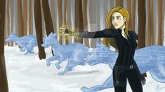 Feyre's Waterwolves ACOMAF by FalseHope04 on Deviantart