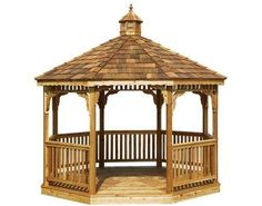 How to Build a Gazebo #stepbystep
