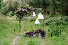 Photo by Natalie McNally Flowers by Magdalen Hill Real Weddings, Backdrops, Copper, Glamour, Photoshoot, Table Decorations, Flowers, Home Decor, Decoration Home