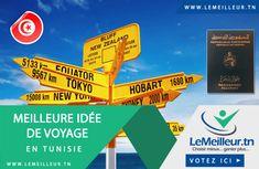 Meilleure destination de voyage pas chère pour les tunisiens http://lemeilleur.tn/destination-voyage-touristique-tunisie/