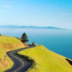 Liberté! Road-trip d'une vie sur la côte californienne   Photo: @TravisBPhoto…