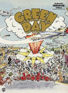 Green Day: Dookie: Guitar Tab Authentic Guitar-Tab: Amazon.co.uk: Day Green, Green Day: Books