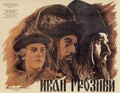 Ivan the Terrible - Sergei Eisenstein