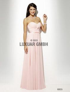 Spoločenské šaty Svadobny salon valery, šaty na stužkovú, korzetové šaty, padavé šaty, jednoduché šaty, ružové šaty