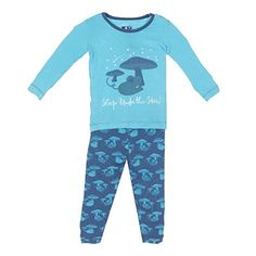 KicKee Pants Little Boys Long Sleeve Pajama Set Twilight Field Mouse 1218M >>> You can find out more details at the link of the image. (This is an affiliate link) #BabyBoySleepwearRobes