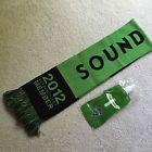 For Sale - 2012 SEATTLE SOUNDERS FC ADIDAS MLS SOCCER Ticket Member Scarf Reversible+Bottle - See More at http://sprtz.us/SoundersEBay