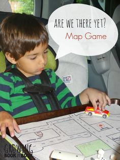 Looking for some fun and creative ways to keep the kids busy on the next road trip? Here's a a whole bunch of car games for kids and road trip printables sure to keep the kids happy on your next long drive! Travel Activities, Literacy Activities, Activities For Kids, Literacy Skills, Map Skills, Camping With Kids, Travel With Kids, Beach Camping, Car Trip Games
