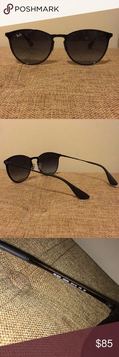 Ray-Ban Erika Metal Sunglasses Ray-Ban Sunglasses Ray-Ban Accessories Sunglasses
