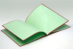 Porte-menu en PVC pour présenter 8 pages A4. Pour identifier le type de menu un liseré de couleur en sérigraphie (marron, rouge, gris). Ouverture d'insertion des menus par le centre.