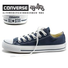 2014 new standard classic Converse canvas shoes to top men and w #converse