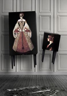 Elizabethu0027s Cabinet Images