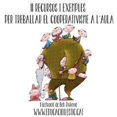 11 recursos i exemples per treballar el cooperativisme a l'aula