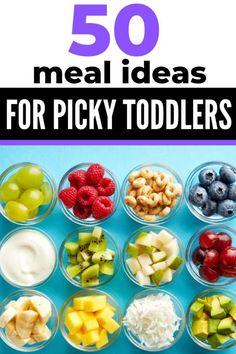 Toddler Dinner Recipes, Picky Toddler Meals, Toddler Lunches, Baby Food Recipes, Kids Meals, Toddler Food, Easy Recipes, Daycare Meals, Toddler Dinners