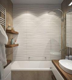 Bathroom Tub Shower, Bathroom Kids, Bathroom Renos, Laundry In Bathroom, Bathroom Renovations, Bathroom Design Luxury, Bathroom Design Small, Modern Bathroom, Small White Bathrooms