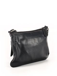Nine West Solid Black Crossbody Bag One Size - off Black Crossbody, Crossbody Bag, Black Cross Body Bag, Nine West Shoes, Solid Black, Chunky Heels, Fashion Forward, Booty, Pairs