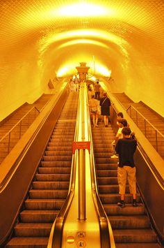 Metro Baixa Chiado, Lisbon (Portugal)
