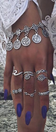 nice *** The best deals on stunning jewelry at jewelrydealsnow.com/ *** Boho jewelry ...