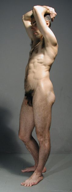 nude male anatomy