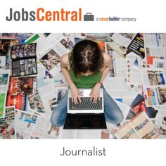 #100glamorousjobs #jobs #career   #journalist by #jobscentral #careerbuilder #malaysia  Journalists research, write, edit, proofread and file news stories, features and articles for use on television and radio or within magazines, journals and newspapers.  Look for Your Ideal job now at www.jobscentral.com.my