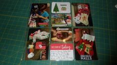 Our December Story 2015, Day 18 Pocket / Project Life / Scrapbooking / December Daily