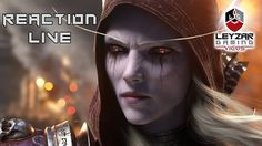 World of Warcraft: Battle for Azeroth Cinematic Trailer - Hordie Live Re...