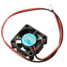 12V DC 30mm Cooling Fan For 3D Printer RAMPS Electronics / Extruder - RepRap Prusa