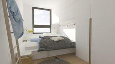 Spálňa Bunk Beds, Bedroom, Furniture, Home Decor, Decoration Home, Loft Beds, Room Decor, Bedrooms, Home Furnishings