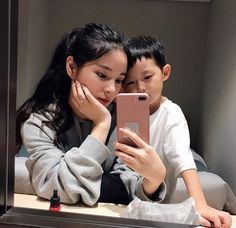60 Ideas Tattoo Ideas Family Children Parents For 2019 Cute Asian Babies, Korean Babies, Asian Kids, Cute Babies, Cute Family, Baby Family, Family Goals, Ulzzang Kids, Ulzzang Couple